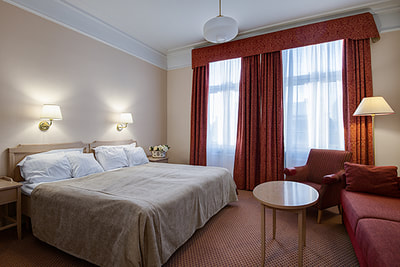 Accommodation at Hotel Terminus Stockholm