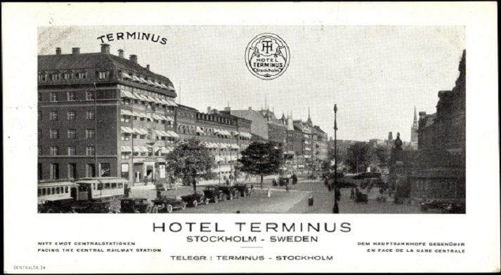 Hotels in Stockholm City Centre | Hotel Terminus Stockholm