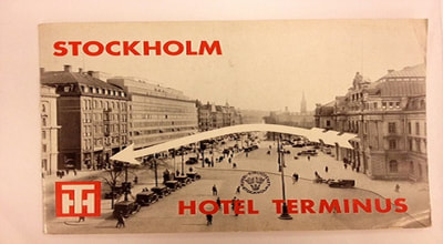 History of Hotel Terminus Stockholm