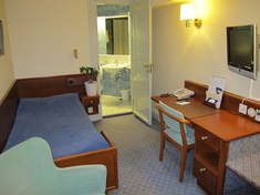 Budget Room at Hotel Terminus Stockholm