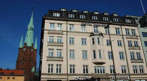 Last Minute Offer at Hotel Terminus Stockholm